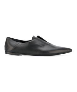 Rocco P. | Rocco P. Pointed Slipper Shoes Size 39 Calf Leather/Leather/Foam