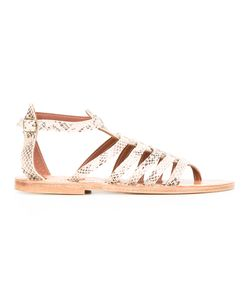 K. Jacques | Darius F Sandals 41 Leather