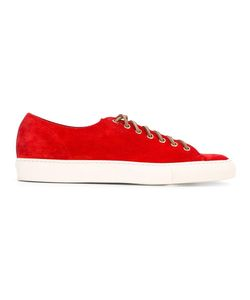 Buttero | Lace-Up Sneakers 39 Rubber/Suede/Leather
