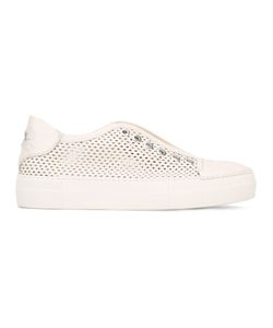 Rocco P. | Rocco P. Perforated Sneakers Size 40