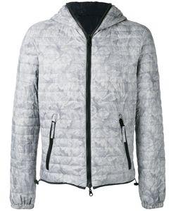 Duvetica | Стеганая Куртка С Цветочным Принтом