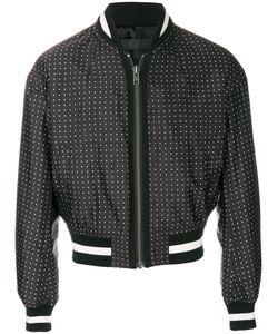 Haider Ackermann | Укороченная Куртка-Бомбер