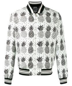 Dolce & Gabbana | Pineapple Print Bomber Jacket