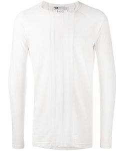 Y-3 | Three Stripes Long Sleeved Sweater Size Small