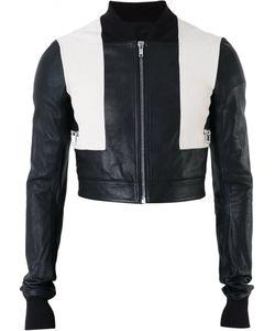 Rick Owens | Cropped Bomber Jacket