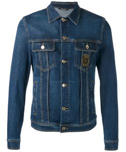 Dolce & Gabbana | Emblem Patch Denim Jacket Size 50