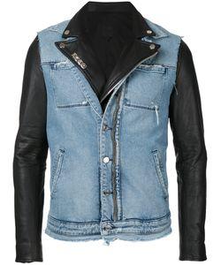 RTA | Denim Layered Jacket Size Medium
