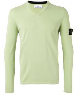 Stone Island | V-Neck Sweater Xl