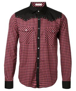 EDUCATION FROM YOUNGMACHINES | Checked Shirt 3 Cotton