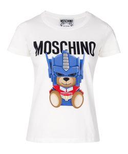 Moschino | Transformer Bear Slim Fit T-Shirt