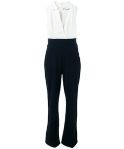 D.exterior | Contrast Tailored Jumpsuit Size 42