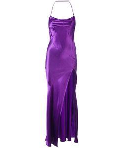 ATTICO | Платье Со Шлицей Спереди