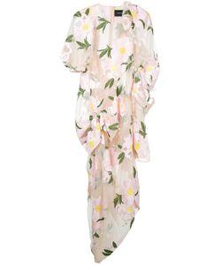 Simone Rocha   Applique Sheer Dress