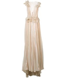 Marchesa | Shift Maxi Dress 12