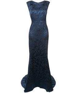 Zac Posen | Расклешенное Вечернее Платье