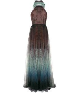Elie Saab | Вечернее Платье С Принтом