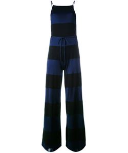 Tommy Hilfiger | Strappy Striped Jumpsuit