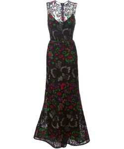 Elie Saab | Embroidered Evening Gown Size