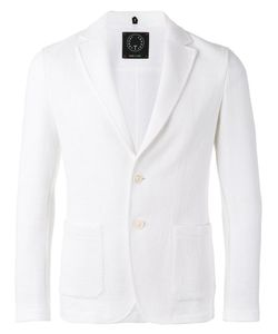 Tonello | Basketweave Blazer Size Large