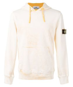 Stone Island | Kangaroo Pocket Drawstring Hoodie Size Medium