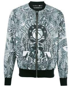 Philipp Plein | Forever Bomber Jacket Large Polyester