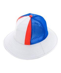 FACETASM   Panelled Bucket Hat One