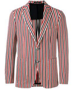 Tagliatore | Striped Blazer 50