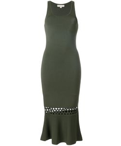 Michael Michael Kors | Peplum Midi Dress