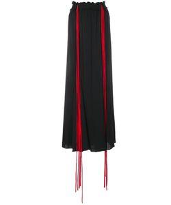 Ellery | Milo Long Skirt 8 Silk/Spandex/Elastane