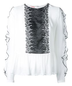 MANNING CARTELL   Nobility Blouse 10 Silk