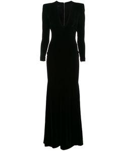 ALEX PERRY | Бархатное Вечернее Платье Alex