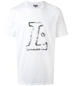 Lanvin | Футболка С Принтом Буквы L
