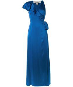Diane Von Furstenberg | Ruffle Maxi Dress
