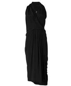 Rick Owens | Limo Dress 40 Silk/Acetate