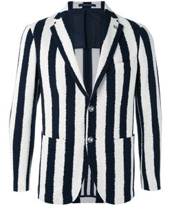 Tagliatore | Striped Blazer 48