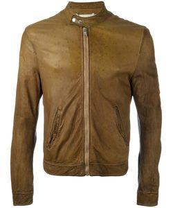 Pihakapi | Roys Print Jacket Large Lamb Skin/Cotton/Polyamide