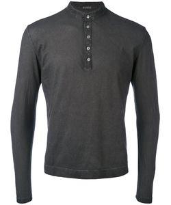Massimo Alba | Buttoned Sweatshirt L