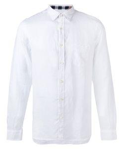 Burberry | Рубашка С Нагрудным Карманом