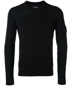 STONE ISLAND SHADOW PROJECT   Jumper With Iconic Sleeve Branding