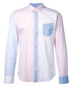 LOVELESS | Рубашка С Контрастными Панелями
