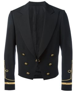 Ports | 1961 Double-Breasted Peaked Lapels Blazer 46 Virgin