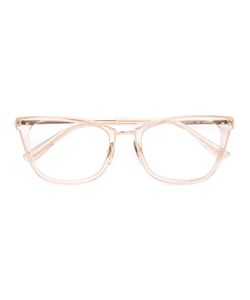 Bottega Veneta Eyewear | Очки В Квадратной Оправе