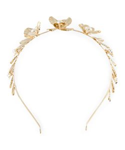 Rosantica | Detail Headband 24kt Plated Metal/Plastic