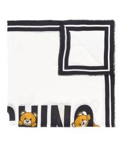 Moschino | Шарф С Принтом Логотипа