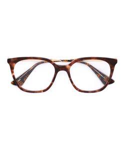 Prada Eyewear   Tortoiseshell Effect Glasses Acetate/Metal