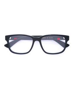 Gucci Eyewear | Web Trim Rectangle Glasses
