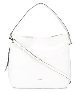 Hogan | Large Hobo Shoulder Bag Calf Leather/Metal