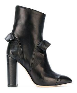 RACINE CARRÉE   Frill Detail Boots Women