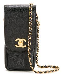 Chanel Vintage | Cc Chain Shoulder Phone Case