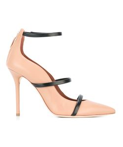 MALONE SOULIERS | Robyn Pumps 37.5 Calf Leather/Leather